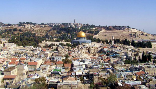 Temple Mount- Jerusalem