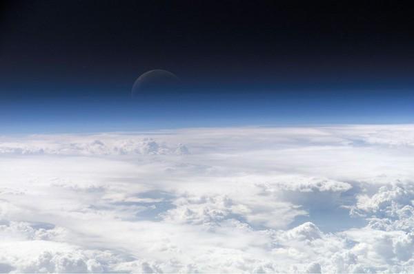 Top of Atmosphere_International Space Station_NASA
