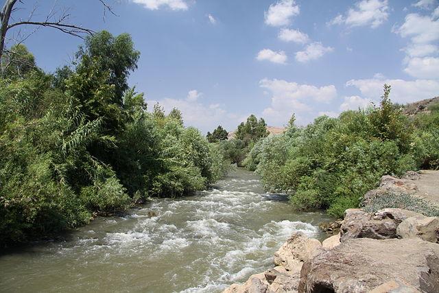 Jordan River-Promised Land