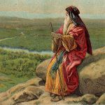 Moses Pisgah Death of Moses Jordan River