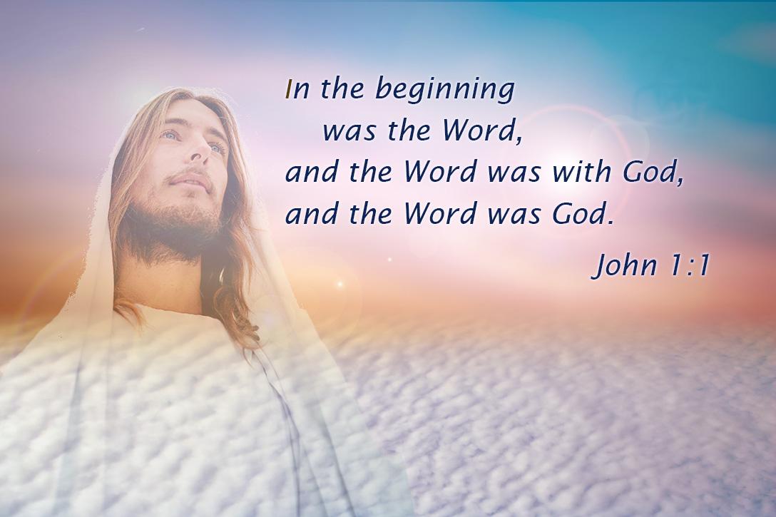 Abstract of John 1:1 and Yeshua
