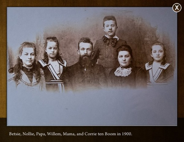 Ten Boom Family before the Holocaust