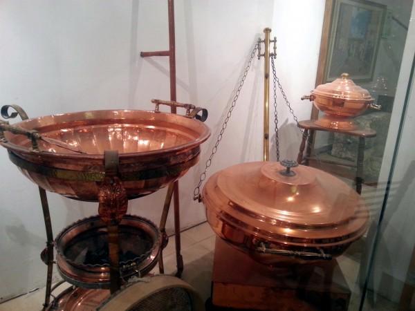 Copper vessels-Abuv-Omer