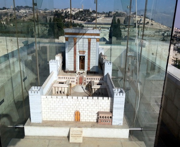 Holy Temple-model