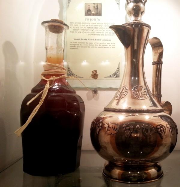 Wine Libation Vessels-Wine Libation Ceremony