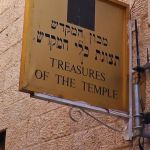 Treasures of the Temple-sign