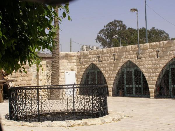 Well-Abraham-Beersheba