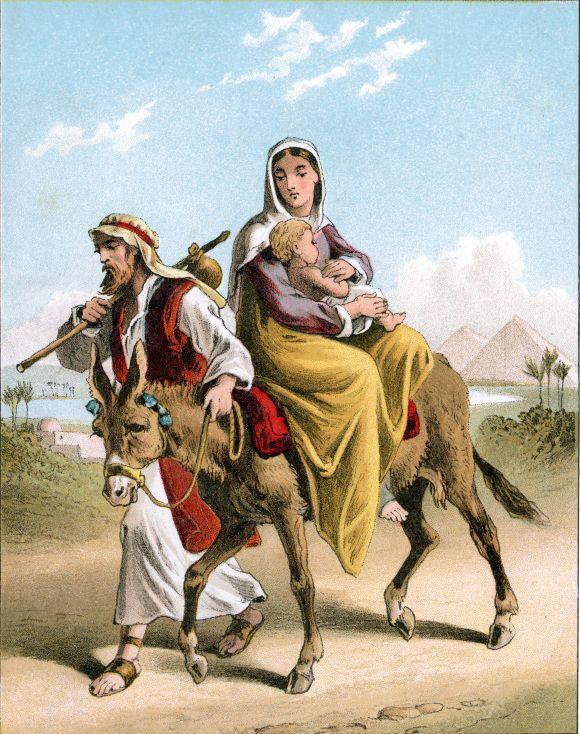 Joseph-Mary-Flight-Egypt
