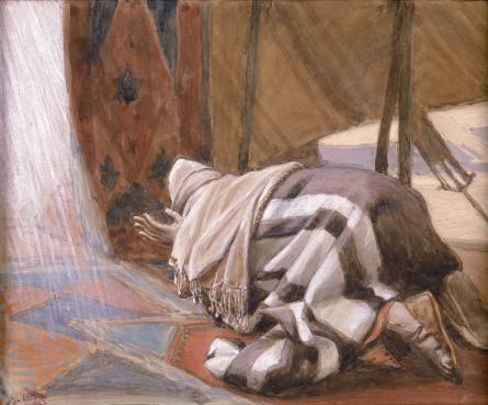 God's Promises to Abram, by James Tissot