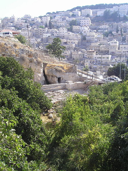 In 2004, the Ir David Foundation uncovered stone steps that were part of the Second Temple period Pool of Siloam