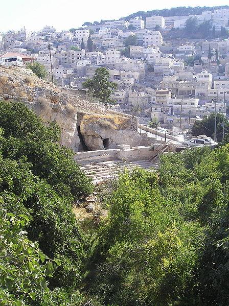 Ir David FoundatioSecond Temple-Pool of Siloam