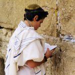 teenager-Western (Wailing) Wall-Jerusalem