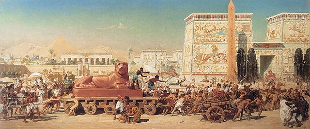 Israel in Egypt-Edward Poynter