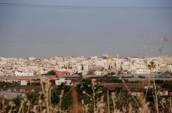 Qalqilya-West Bank-Palestinian city