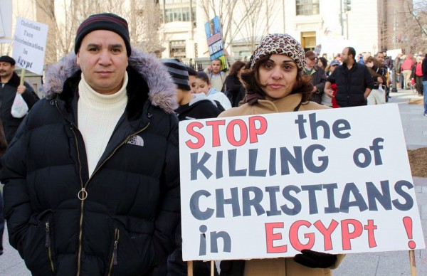 Coptic Christians-Freedom-Arab Spring-Movement-Hosni Mubarak-Sharia Law