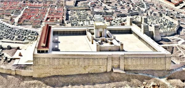 Temple-Jerusalem
