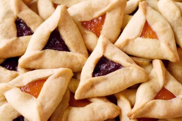 Hamantaschen-Cookies