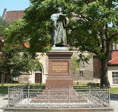 Martin Luther: German Church reformer