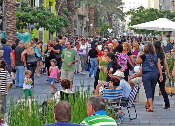 Street Party-Haifa