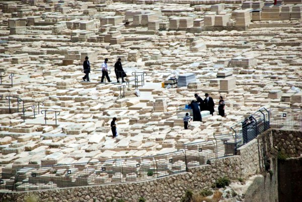Mount-Olives-Jewish-Cemetary