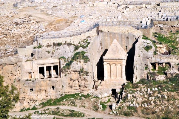 Kidron-Benei-Hezir-Zechariah