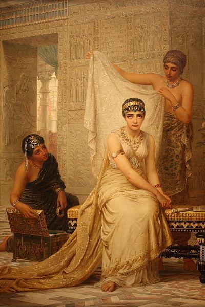 Queen Esther-Haram-Edwin Long