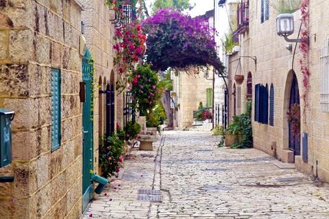 Jerusalem-Mishkenot-Sha'ananim