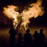 Lag BaOmer-bonfire