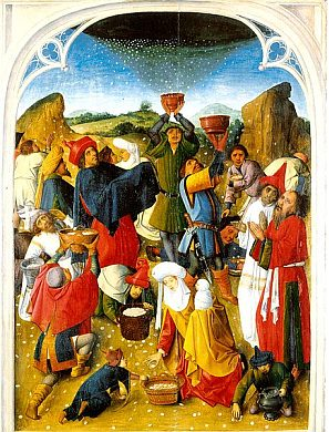 Gathering of the Manna