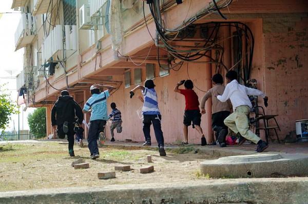 bomb-shelters-Gaza
