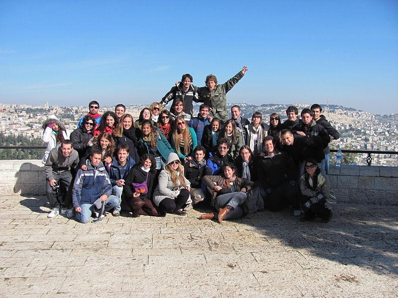 Grupo de Taglit-Birthright