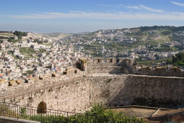 West Bank-Jerusalem