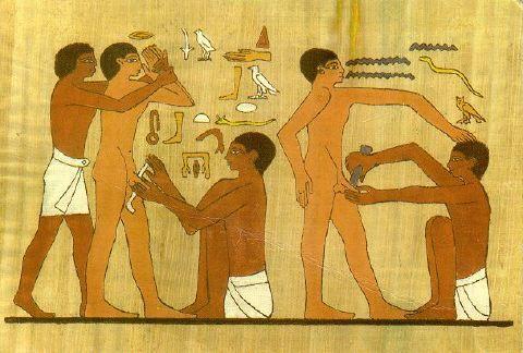 Circumcision, Sakkara