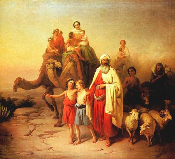 Abraham, Journey, Ur, Canaan