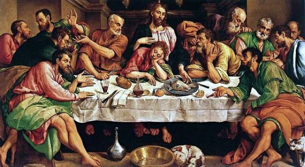 The-Last-Supper-Jacopo-Bassano