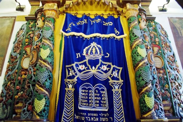 Aron-Kodesh-Holy-Ark-Safed-Israel