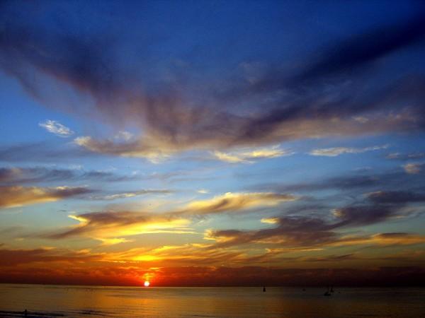 Sunset-Zebulun