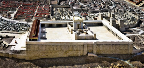 Temple Mount, Fortress