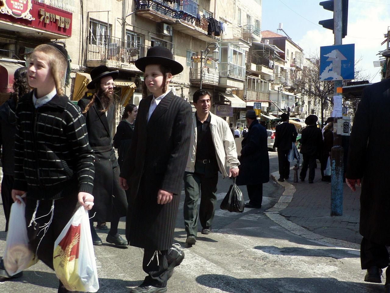 Mea-shearim-neighborhood-Jerusalem