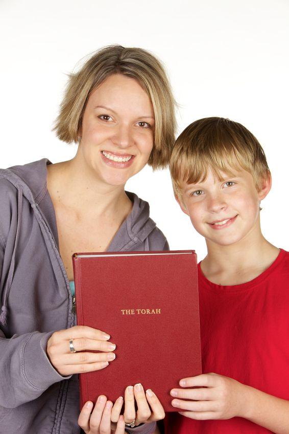 mother-son-torah