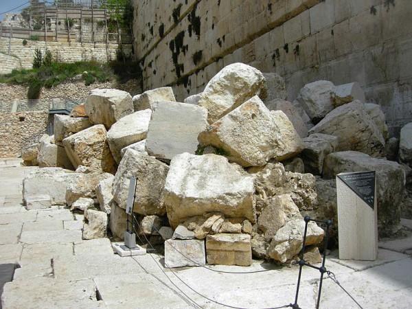 Western Walls-Temple Mount