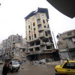 hospital-Dar al-Shifa-volunteer-medical care-civilians-rebels
