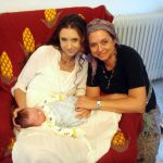 Brit Milah-eight-day old-grandson
