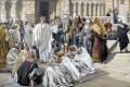 Pharisees Question Jesus-James Tissot