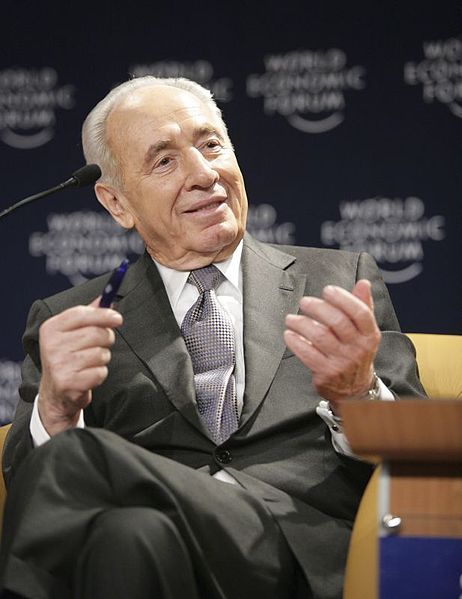 Shimon Peres-World Economic Forum-2007