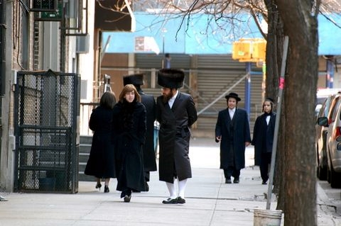 New York-Hassidic-Chosen People