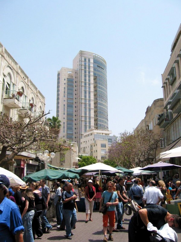 street-Tel Aviv
