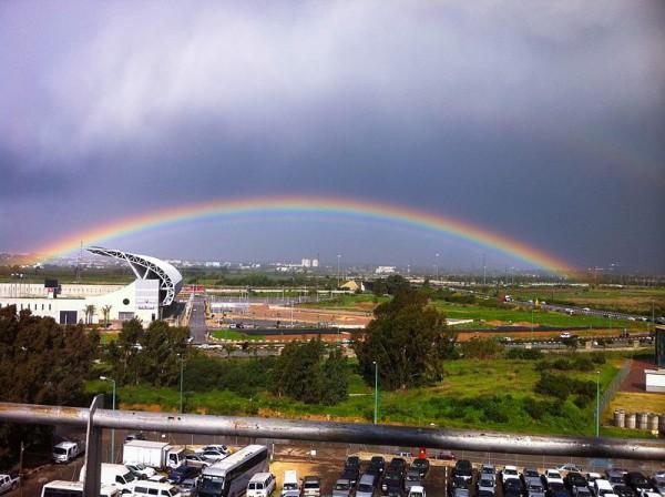 PikiWiki-Israel-Rainbow-Petah-Tikva-Skies