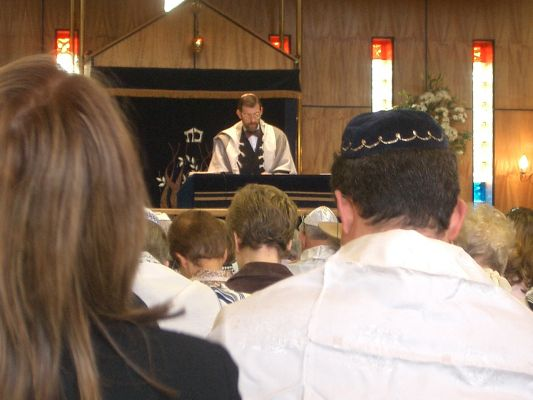 Reform-Jewish-service