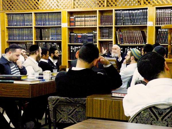 Roy-Lindman-Rabbinical-School-Jerusalem